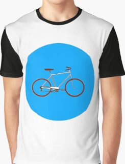 Bicycle Power Graphic T-Shirt