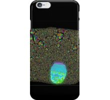 Ever wonder what tiki's see on LSD? iPhone Case/Skin