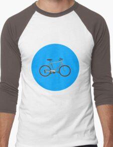 Bicycle Power Men's Baseball ¾ T-Shirt