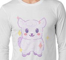 Chibi Fluffy Alpaca! Long Sleeve T-Shirt