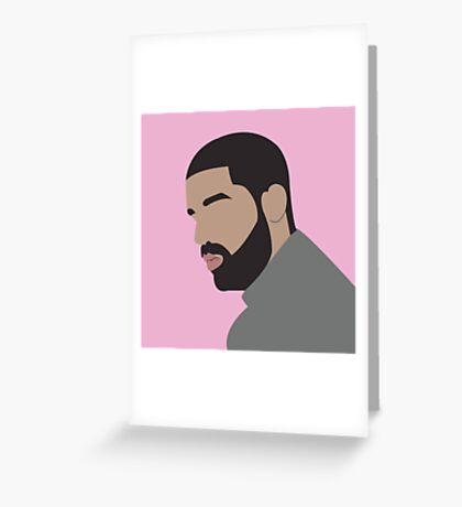 Drake Greeting Card