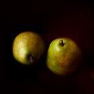 A Green Pair by LouiseK