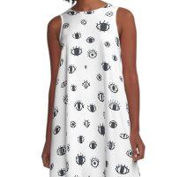 THE SEER A-Line Dress