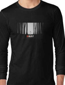 Rust Game Artwork Long Sleeve T-Shirt