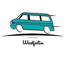 Westfalia VW Bus T4 Eurovan MV by Frank Schuster
