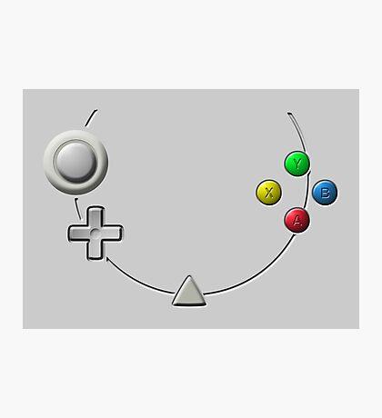 Dreamcast Buttons Photographic Print
