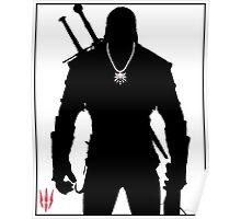 Witcher 3 - Geralt of Rivia Poster
