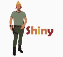 Jayne - Shiny in a cunning hat T-Shirt