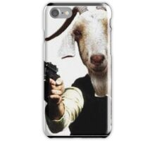 Mr Sunday / Goat Han Solo iPhone Case/Skin