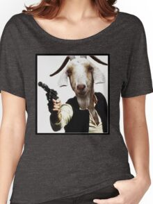 Mr Sunday / Goat Han Solo Women's Relaxed Fit T-Shirt