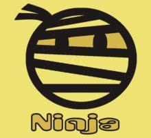 Ninja Shirt One Piece - Short Sleeve