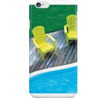 four chairs iPhone Case/Skin