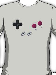 Gameboy Buttons T-Shirt