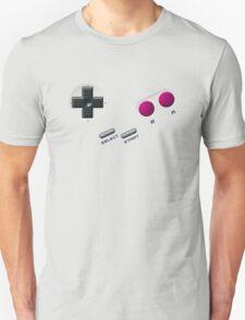 Gameboy Buttons Unisex T-Shirt