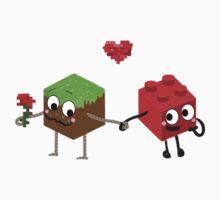 Building Love  Kids Tee