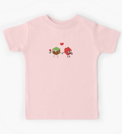 Building Love  Kids Tee