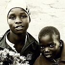 Children of Africa by iamelmana