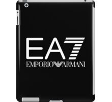 ea7 iPad Case/Skin