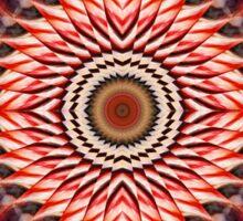 Windmill mandala abstract Sticker
