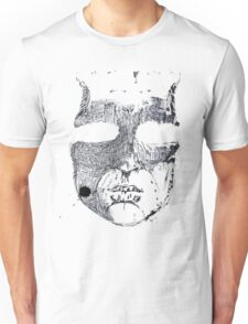 Face ink Sketch Unisex T-Shirt