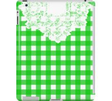 Country Lace - Okra iPad Case/Skin