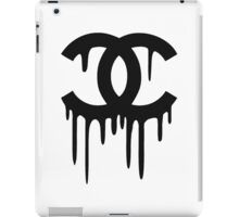 chanel iPad Case/Skin