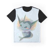 Vaporeon Graphic T-Shirt