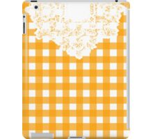 Country Lace - Sunset iPad Case/Skin