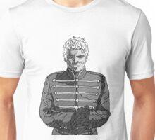 Gerard Way Line work Unisex T-Shirt