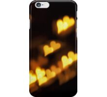Warm Hearted in Oils iPhone Case/Skin