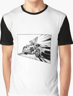 Driving fast Graphic T-Shirt