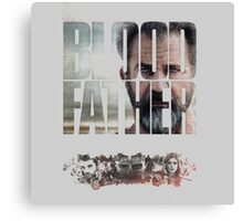 Blood Father Movie Canvas Print