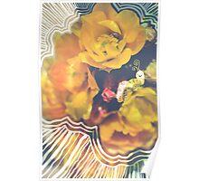 Flower Friends Poster