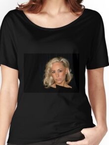 Blond Woman Women's Relaxed Fit T-Shirt