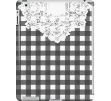 Country Lace - Stormclouds iPad Case/Skin