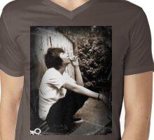 simple life Mens V-Neck T-Shirt