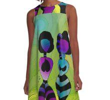 Alien Sisters A-Line Dress