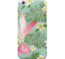 FeatherTropics iPhone Case/Skin