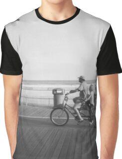 Tandem Bike Graphic T-Shirt