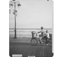Tandem Bike iPad Case/Skin