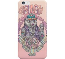 Big Ez  iPhone Case/Skin