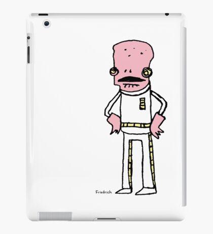 The Admiral iPad Case/Skin