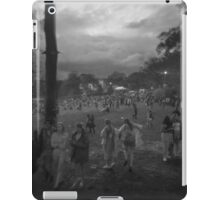 Festival Rain iPad Case/Skin