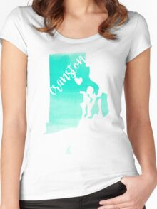 Cranston Women's Fitted Scoop T-Shirt