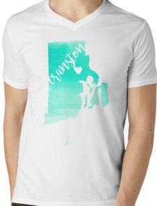 Cranston Mens V-Neck T-Shirt