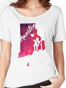 Cranston Women's Relaxed Fit T-Shirt