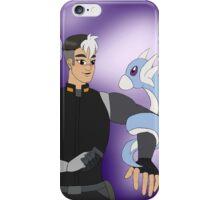 Voltron Pokemon - Shiro & Dratini iPhone Case/Skin