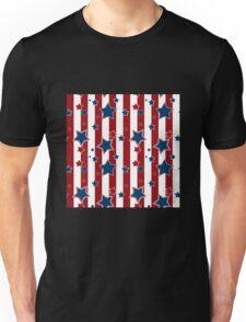 All Of The Stars. Patriotic. design. Unisex T-Shirt