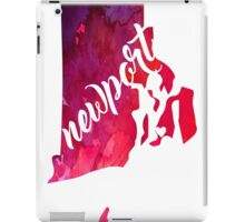Newport iPad Case/Skin