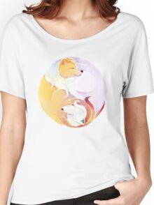 duality -- ninetales Women's Relaxed Fit T-Shirt